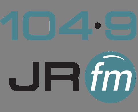 104.9 JRFM logo