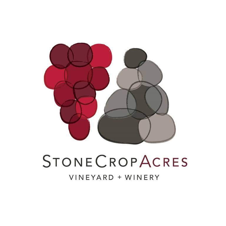 Stone Crop Acres Vinyard and Winery Logo